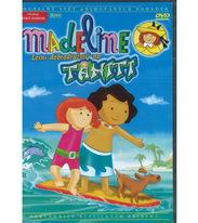 Madeline - Letní dobrodružství na Tahiti - DVD