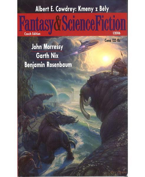 Magazín Fantasy & Science Fiction 2006 01/2006