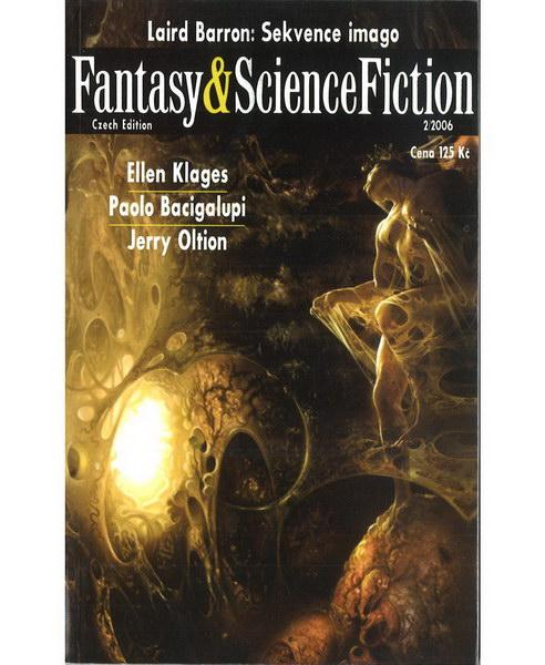 Magazín Fantasy & Science Fiction 2006 02/2006