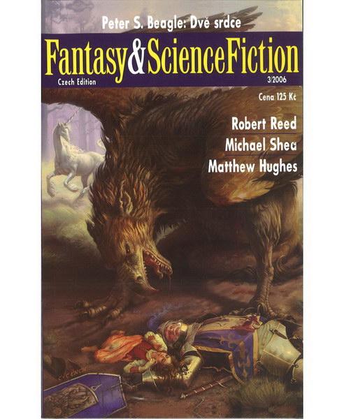 Magazín Fantasy & Science Fiction 2006 03/2006