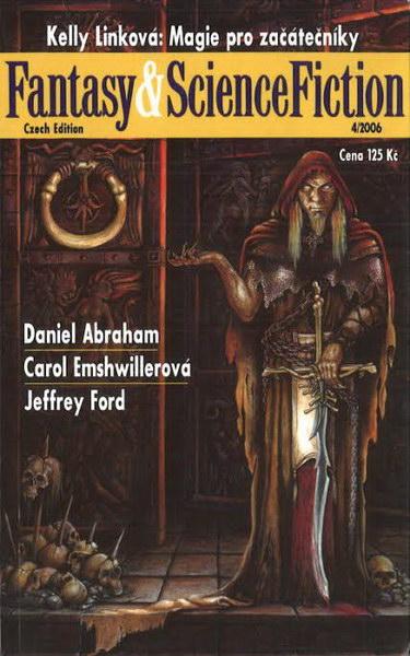 Magazín Fantasy & Science Fiction 04/2006