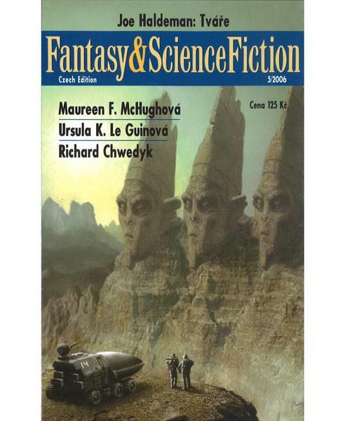 Magazín Fantasy & Science Fiction 2006 05/2006