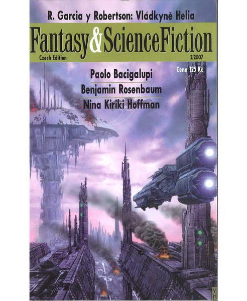 Magazín Fantasy & Science Fiction 2007 02/2007