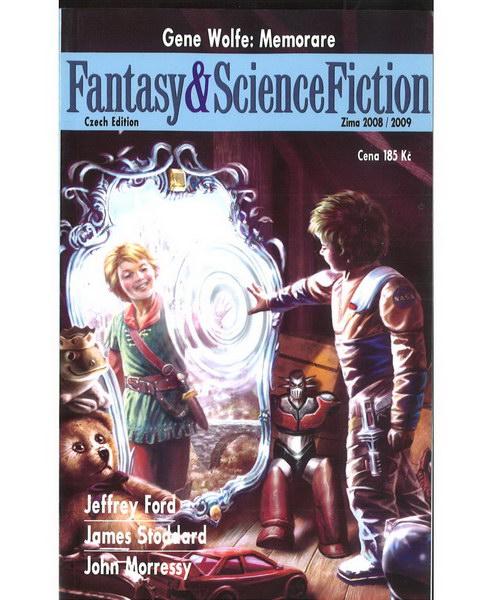 Magazín Fantasy & Science Fiction 2008/2009 Zima