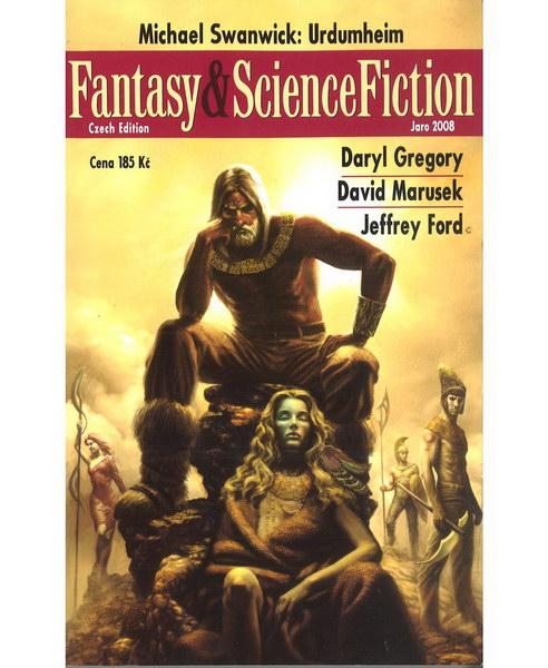 Magazín Fantasy & Science Fiction 2008 Jaro