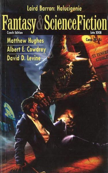 Magazín Fantasy & Science Fiction 2008 Léto