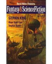 Magazín Fantasy & Science Fiction 2008 Podzim