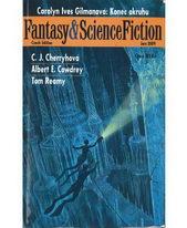 Magazín Fantasy & Science Fiction 2009 Jaro