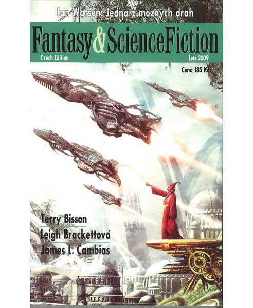Magazín Fantasy & Science Fiction 2009 Léto
