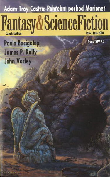 Magazín Fantasy & Science Fiction 2010 Jaro/Léto