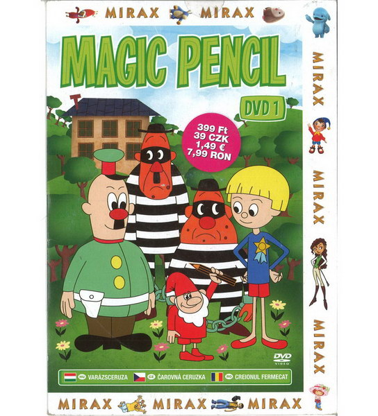 Magic pencil DVD 1