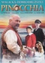 Magická dobrodružství Pinocchia - DVD
