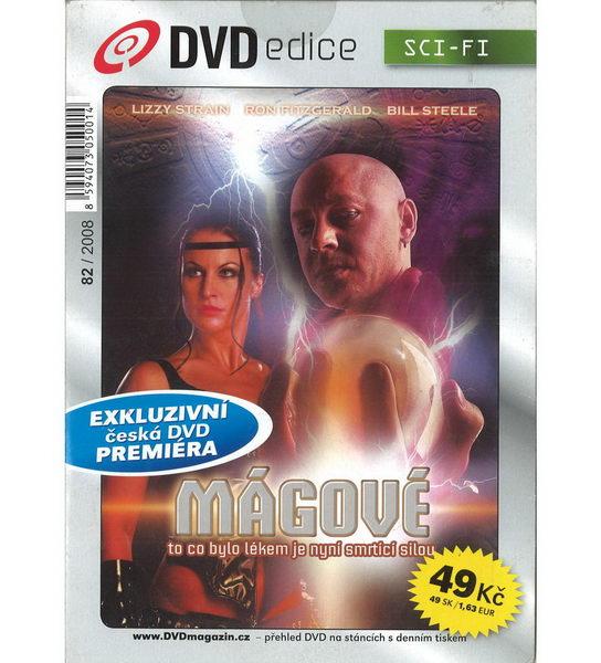 Mágové - DVD