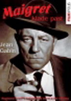 Maigret klade past - DVD/digipack/