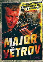 Major Větrov 2. DVD