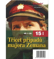 Major Zeman - kolekce 15 DVD