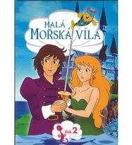 Malá mořská víla - disk 2 - DVD