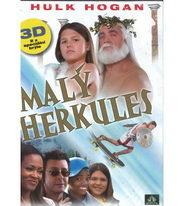 Malý Herkules 3D - DVD digipack