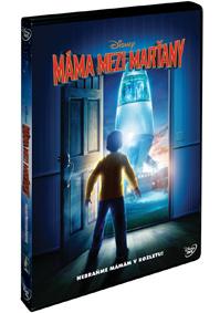 Máma mezi Marťany DVD plast