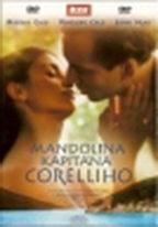 Mandolína kapitána Corelliho - DVD