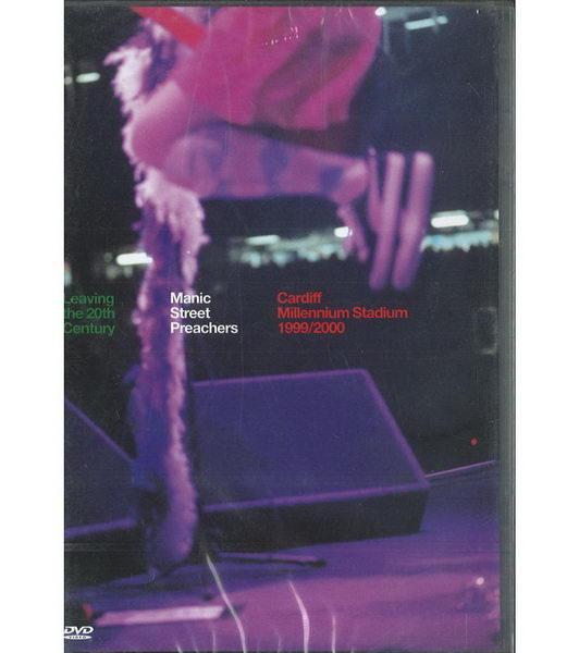 Manic Street Preachers - Leaving the 20th Century - DVD