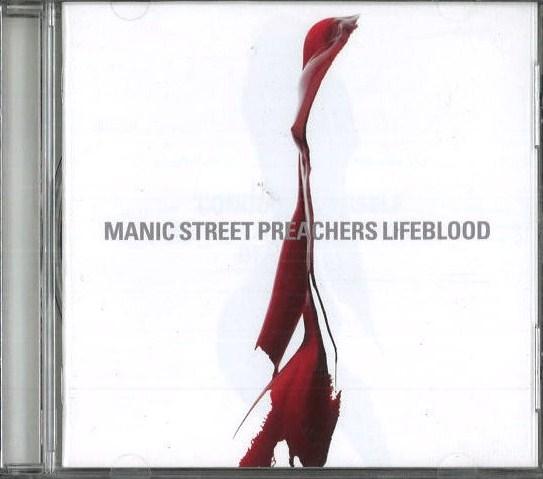 Manic street preachers - Lifeblood - CD
