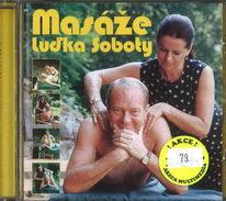 Masáže Luďka Soboty - CD