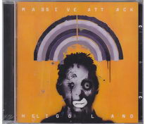 Massive Attack - Heligoland - CD