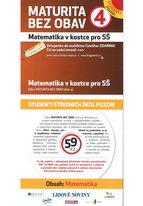 Maturita bez obav 4 - Matematika v kostce pro SŠ - DVD