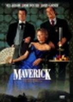 Maverick - DVD plast
