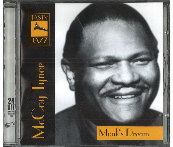 McCoy Tyner - Monk's dream - CD