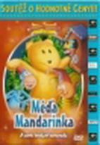 Méďa Mandarinka - DVD