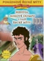 Medůza, bohové Olympu a další řecké pověsti III - DVD
