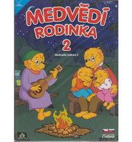 Medvědí rodinka 2 ( digipack ) DVD