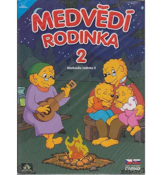 Medvědí rodinka 2 - DVD