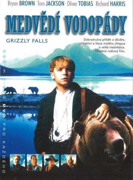 Medvědí vodopády ( digipack ) DVD
