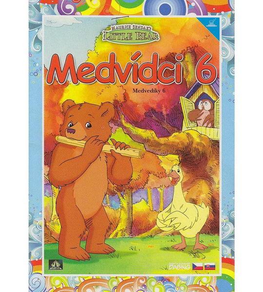 Medvídci 6 - DVD