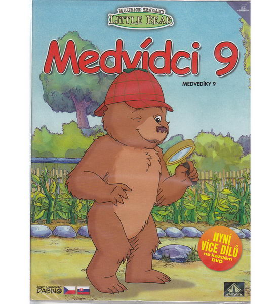 Medvídci 9 - DVD