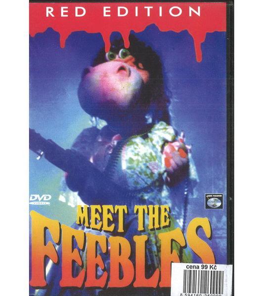 Meet the Feebles - DVD
