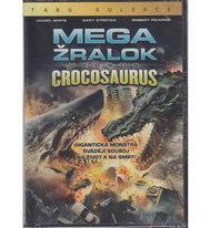 Mega žralok vs. Crocosaurus - DVD