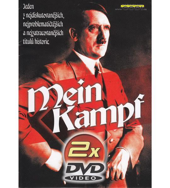 Mein Kampf 2xDVD (obsahuje díly 1. a 2.)