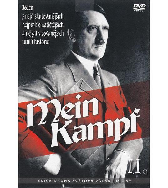 Mein Kampf II. - DVD