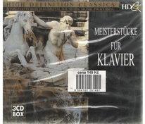 Meisterstucke fur klavier - CD