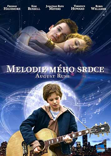 Melodie mého srdce - DVD