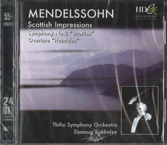 Mendelssohn - Scottish Impressions - CD