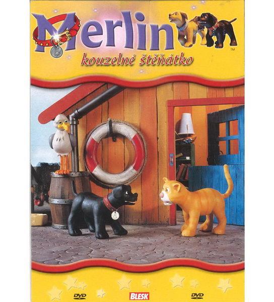 Merlin: Kouzelné štěňátko - DVD