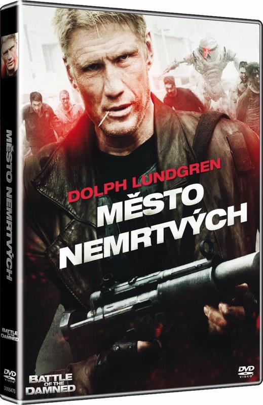 Město nemrtvých - DVD