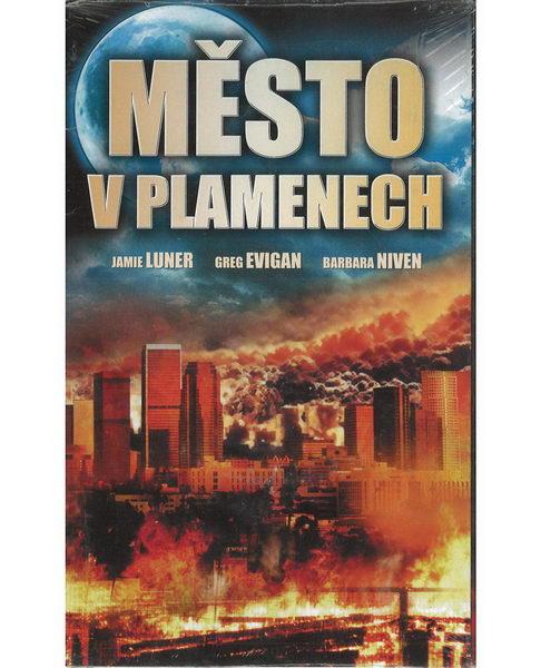 Město v plamenech - DVD