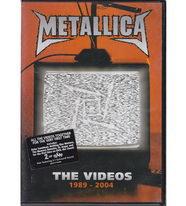 Metallica - The Videos 1989 - 2004 - DVD
