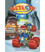 Meteor: Monster trucks - Klubovna - DVD